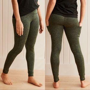Aerie Play Pocket High Waisted Legging XS Short